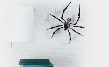 MB&F Arachnophobia Table Clock