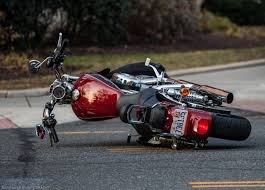 How to Lift a Fallen Motorcycle