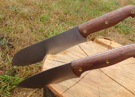 How to Turn a 5 Dollar Machete into a Bushcraft Knife Set