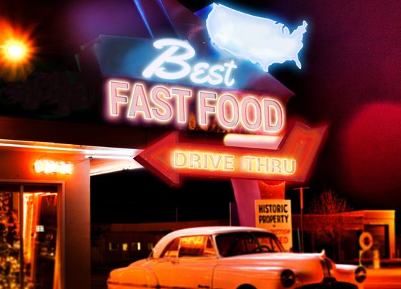 United States Fast Food Rankings - Best Fast Food in America