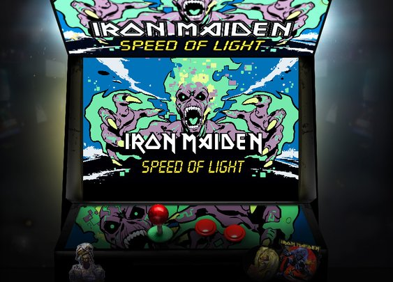 Iron Maiden: Speed of Light