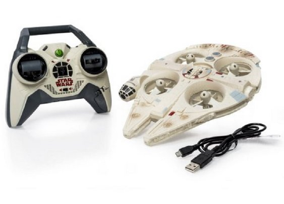 Disney Outs Remote-Controlled Millennium Falcon Drone For All You Star Wars Geeks : PERSONAL TECH : Tech Times