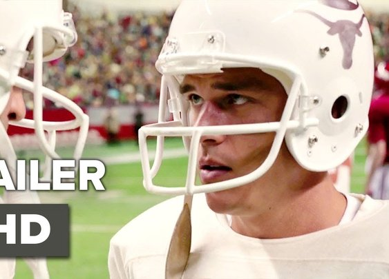 My All American Official Trailer 1 (2015)