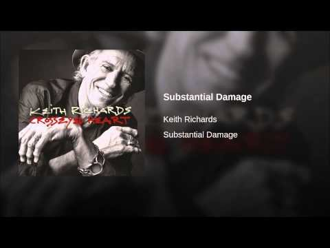New Track by Keith R.  Substantial Damage