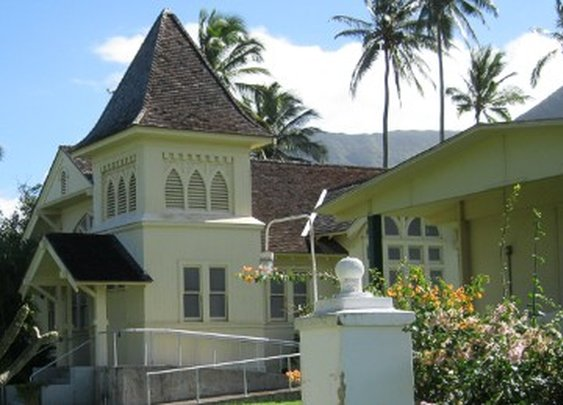 The Hawaiian Leprosarium