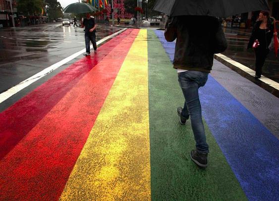 Dublin May Soon Have Rainbow-Coloured Paths To Encourage Gay Tourism - Lovin Dublin