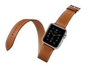A closer look at that fancy new Hermes Apple Watch