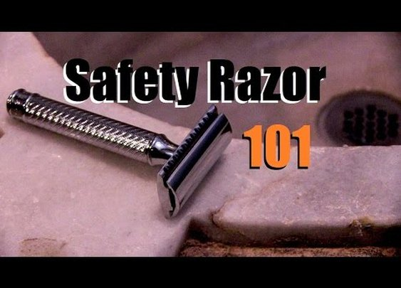 Safety Razor 101 | How to Use a Double Edged Safety Razor / I Am Alpha M