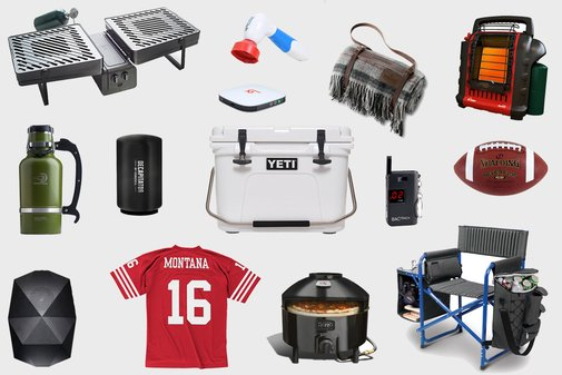ESSENTIALS: TAILGATING GEAR FOR GAME DAY