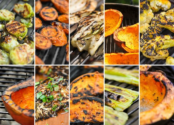 10 Fall Vegetables You Should Put on the Grill | Serious Eats