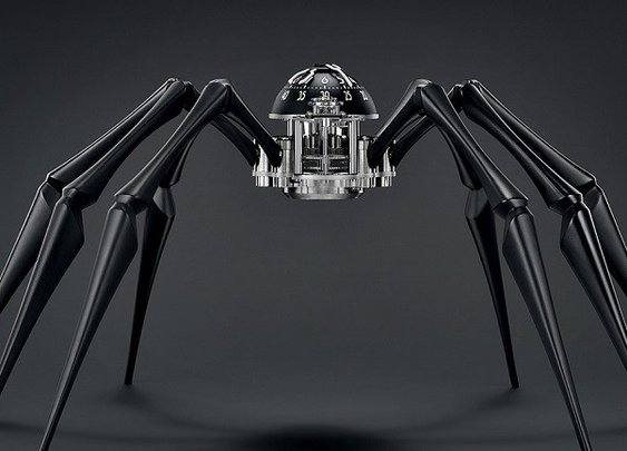 MB & F Arachnophobia Clock - Men's Gear