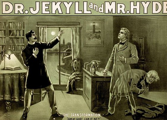 11 Strange Facts About 'Dr Jekyll and Mr Hyde'