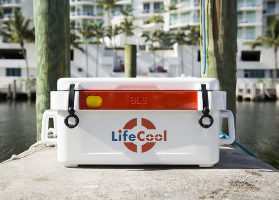 LifeCool cooler keeps UR head above water & ice cold by LifeCool, LLC — Kickstarter