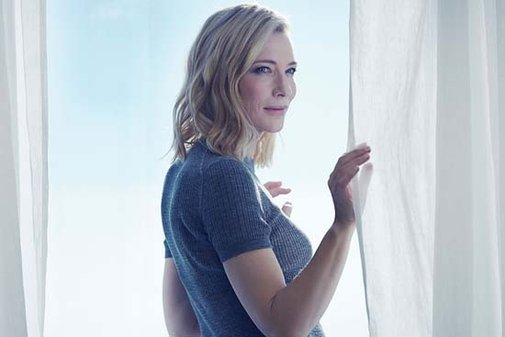 Cate Blanchett For Giorgio Armani Fragrance Si
