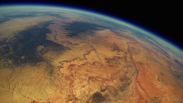 Lost Weather Balloon GoPro Found Two Years Later with Astounding Shots of Earth from Space - My Modern Met