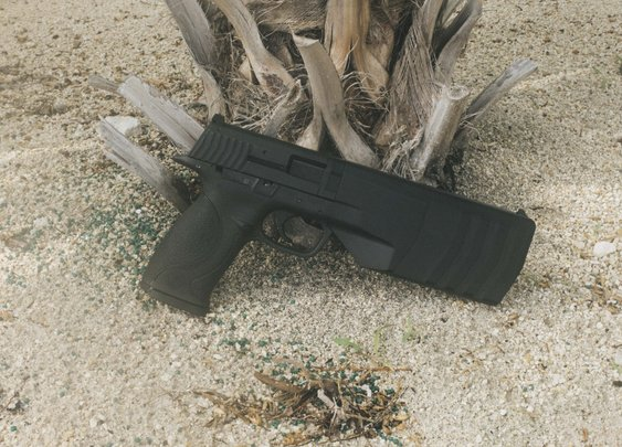 "First Look: SilencerCo ""Maxim 9"" integrally suppressed pistol (VIDEO) - The Firearm Blog"