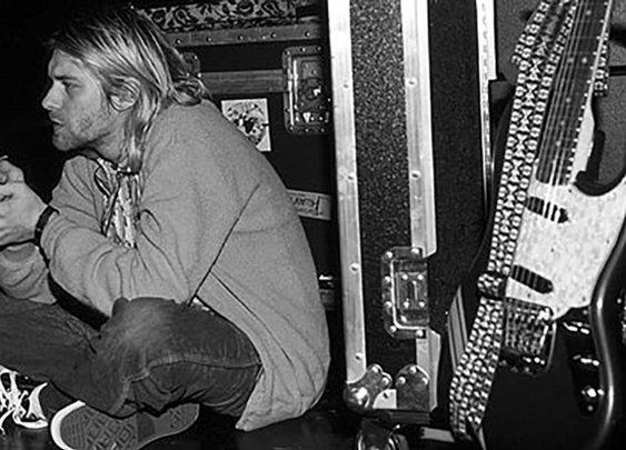 Looking Back at Kurt Cobain