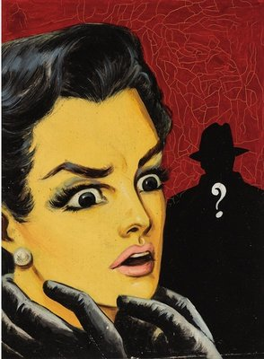 Cheap Thrills: The Freakish Fantasy Art of Mexican Pulp Paperbacks | Collectors Weekly