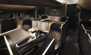 British Airways Unveil First Class Dreamliner Seats