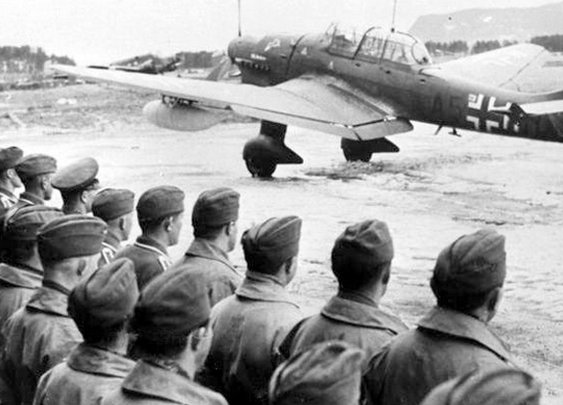 That time when Americans and Germans fought together during World War II - Business Insider