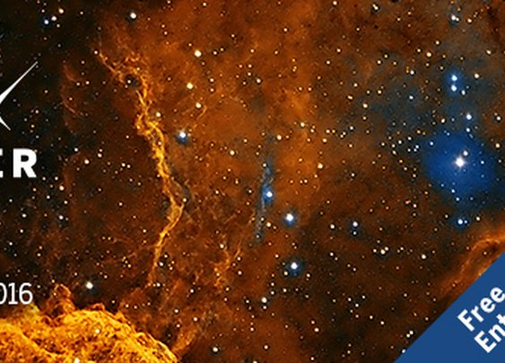 Royal Museums Greenwhich - 2015 winners : Astronomy Photos of The Year
