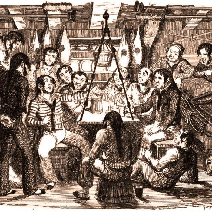 A Brief History of Drunken British Sailors | MUNCHIES