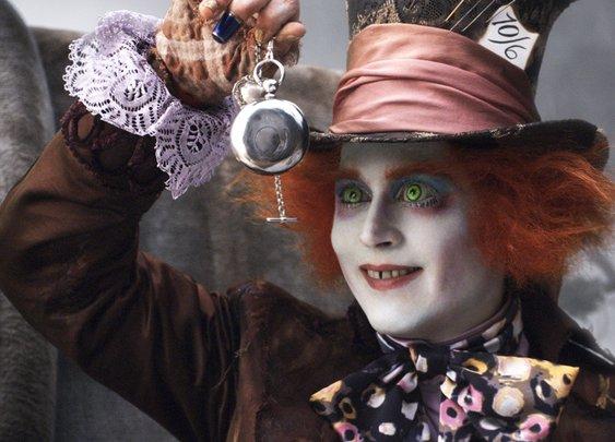 Johnny Depp's Weirdest Movie Looks | Variety