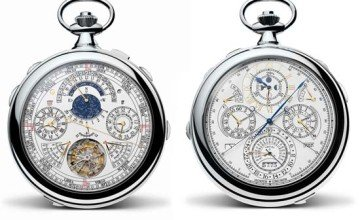 The Most Complicated Watch Ever Made