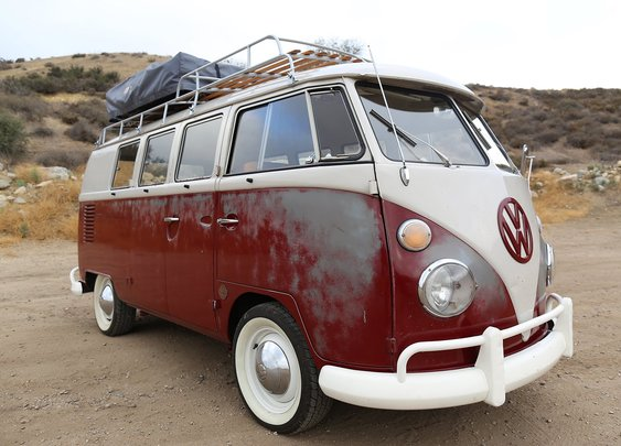 1967 VW Bus ICON Derelict Video Tour