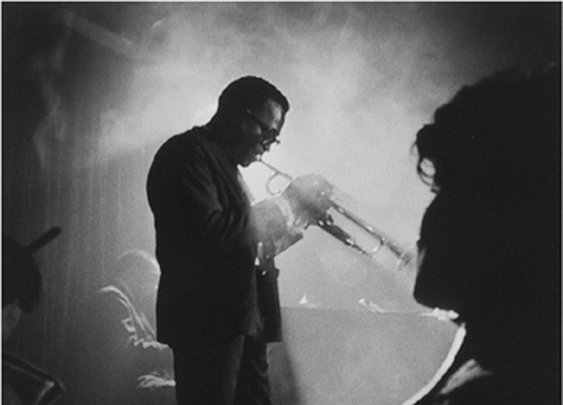 Just a pic of Miles Davis - That is all