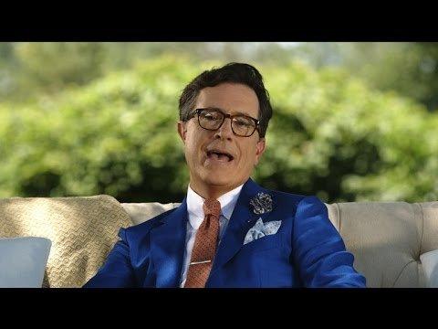 Stephen Colbert's New Lifestyle Brand