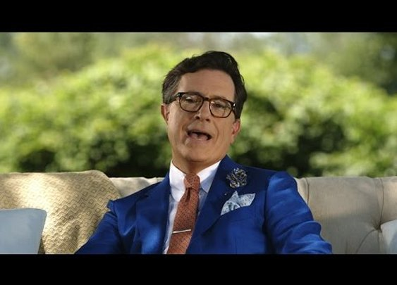 Stephen Colbert's New Lifestyle Brand