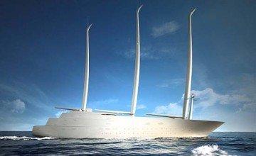 The world's largest superyacht revealed
