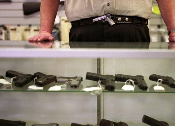 Gun Shop Etiquette