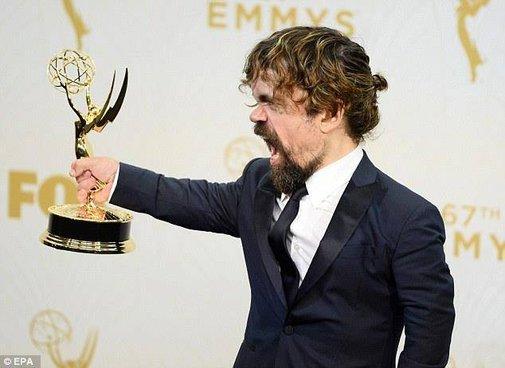 Peter Dinklage Emmy Award Winning   A Life Lesson Of Huge Value