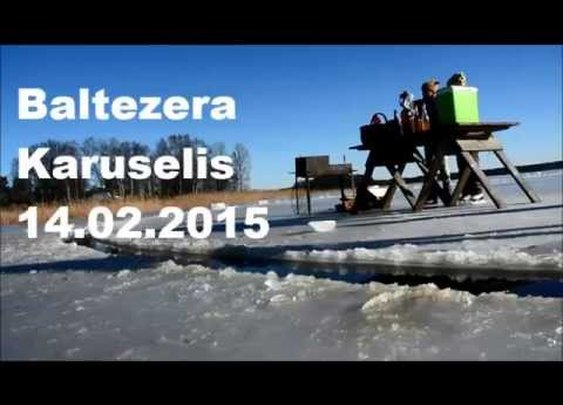 Carousel on Ice -