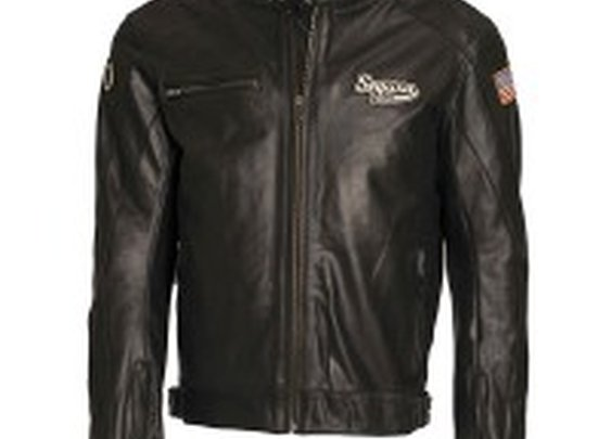 Steevy man motorcycle jacket Segura
