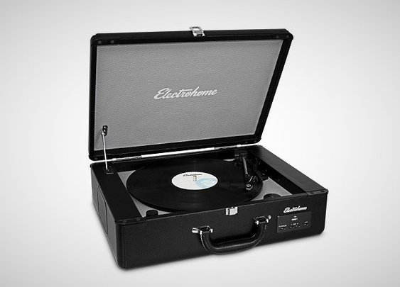 Electrohome Archer Classic Turntable - Men's Gear
