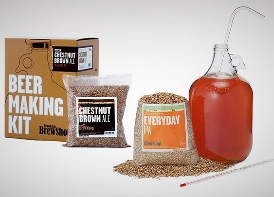 Brooklyn Brewshop Beer Making Kits - Men's Gear