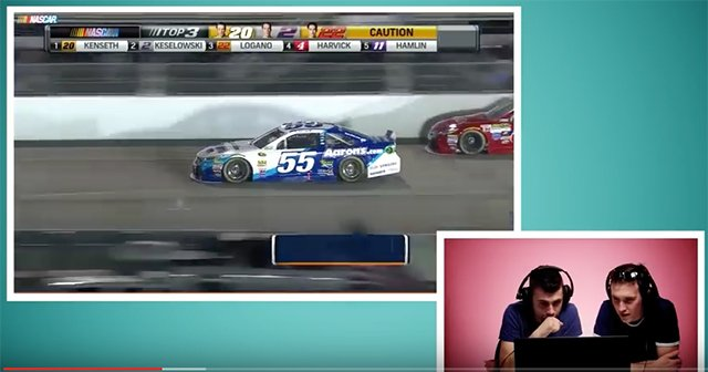 Irish People Watch NASCAR For The First Time | PowerNation