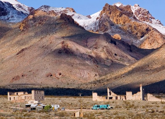 America's Coolest Ghost Towns | Travel   Leisure