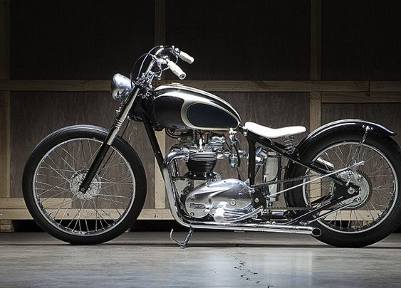 Moon Machine Triumph Bobber - Men's Gear