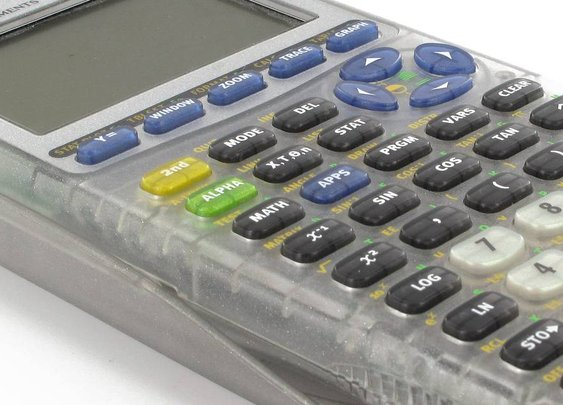 Remember Your Old Graphing Calculator? It Still Costs a Fortune — Here's Why - Mic