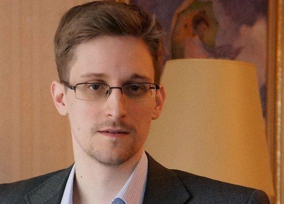 Edward Snowden's first Twitter follow was the NSA