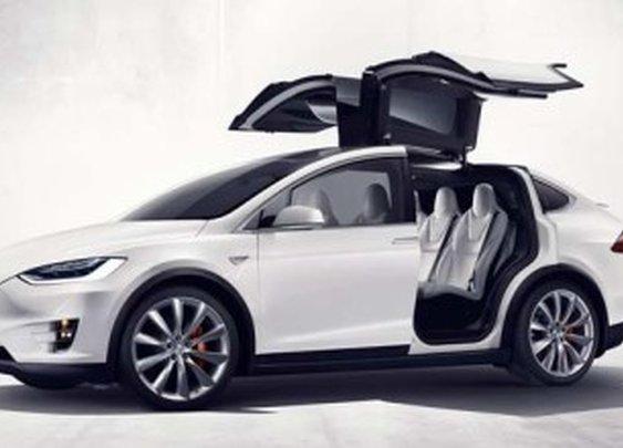 Tesla Model X Released
