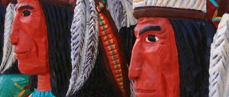 Cigar Store Indians: A History | Montecristo Social Club