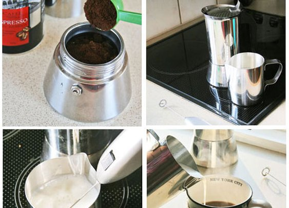 How to Use Bialetti Stove Top Espresso Maker for Perfect Latte at Home