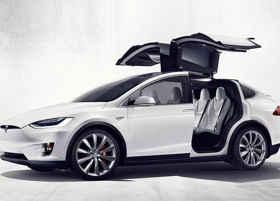 Tesla Model X - Men's Gear