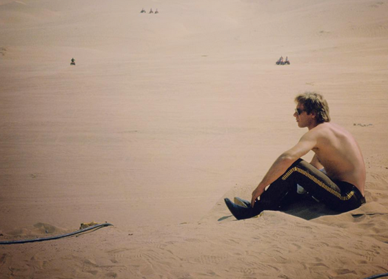 30 Rare Behind-The-Scenes Photos From Original 'Star Wars' Trilogy - Airows