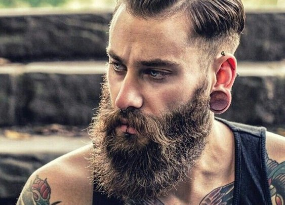 Beards Keep You Young, Healthy & Handsome. Here Is The Science To Back It Up. - Educate Inspire Change